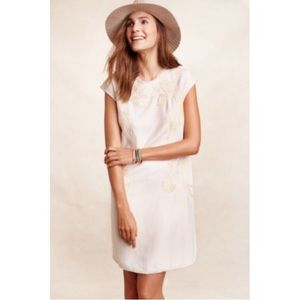 Anthropologie Holding Horses Sandscape Dress Small